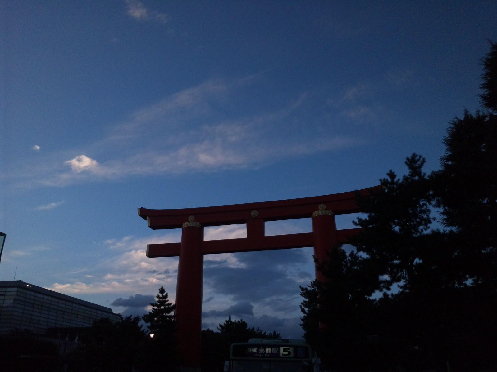 平安神宮さん☆